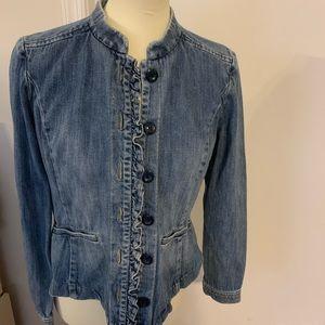 NYC Ladies Denim Jacket Size M